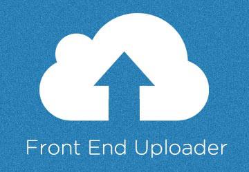front-end-uploader bps